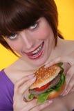 Junk Food Imagen de archivo