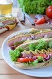 Junk Food Fotos de archivo