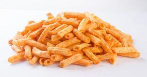 Junk food on background Royalty Free Stock Images