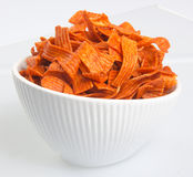 Junk food on background Stock Photos