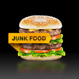 Junk Food Stock Photos