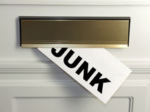 Junk Mail Royalty Free Stock Photos