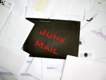 Junk mail Stock Images