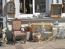 Junk shop Royalty Free Stock Photography