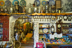 Junk shop Stock Photography
