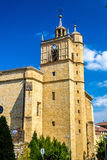 Junkaleko Andre Maria Church Irun - in Spagna Immagine Stock Libera da Diritti