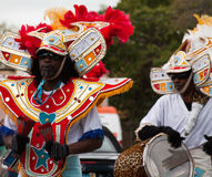 Junkanoo Dancer Stock Image
