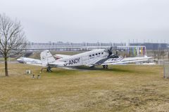 Junkers 52 Imagem de Stock