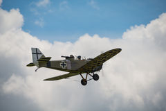 Junkers CL1 vintage aircraft Royalty Free Stock Images