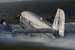Junkers Ju-52 Stock Image