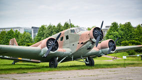 Junkers Ju-52 Stock Photography