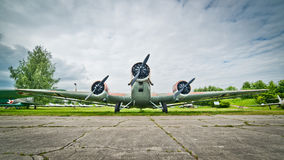 Junkers Ju-52 Stock Photos