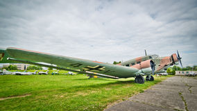 Junkers Ju-52 Royalty Free Stock Image