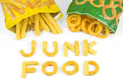 Junkfood Stock Photography