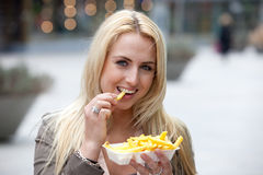 Junkfood Royalty Free Stock Photos