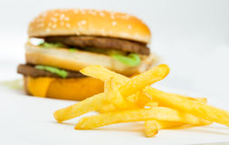 Junky food Royalty Free Stock Photo