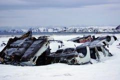 junkyard Стоковая Фотография RF