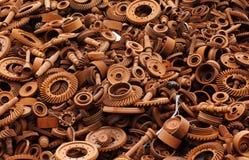 junkyard Photographie stock libre de droits