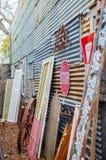 junkyard Imágenes de archivo libres de regalías