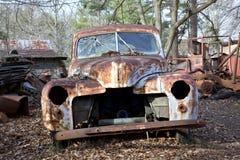 junkyard pojazd zdjęcie stock