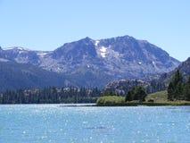 Juno Lake Fotografia Stock Libera da Diritti