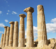Juno Temple at Agrigento Stock Photo