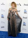 Juno Temple. At the 2016 Film Independent Spirit Awards held at the Santa Monica Beach in Santa Monica, USA on February 27, 2016 royalty free stock images