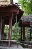 Junshan ö i Dongting sjön Royaltyfri Bild