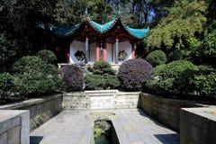 Junshan island in Dongting lake area Royalty Free Stock Image