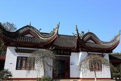 Junshan island in Dongting lake area Royalty Free Stock Photos
