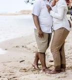 Junto en amor, versión 2 foto de archivo