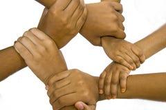 Junto nós podemos! Foto de Stock Royalty Free