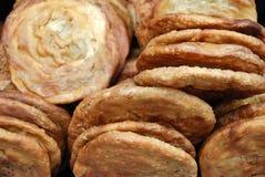 Juntun Guokui,Sichuan snacks Royalty Free Stock Photo
