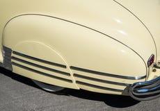 Jupes classiques d'amortisseur de voiture Images libres de droits
