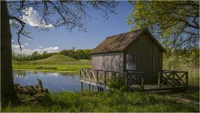 JUpiter Artland - la Scozia fotografie stock