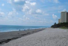 Jupiter Beach florida Stock Photography