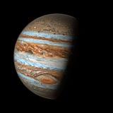 Jupiter Elements de esta imagen equipado por la NASA Fotos de archivo