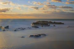 Jupiter Floryda wschód słońca Obrazy Royalty Free