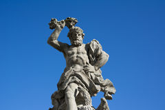 Jupiter fontanna, Olomouc Fotografia Royalty Free
