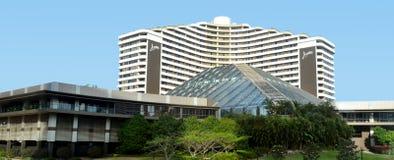 Jupiter hotell och kasino Arkivfoton