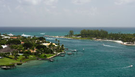 Jupiter Inlet Royalty Free Stock Image