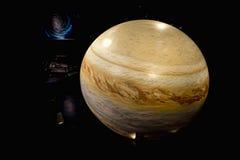 Jupiter kula ziemska Zdjęcia Stock