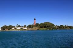 Jupiter Lighthouse Royalty Free Stock Images