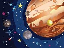 Jupiter Planet Fotos de archivo