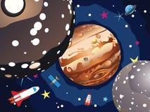 Jupiter Planet Images libres de droits