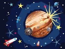 Jupiter Planet Images stock
