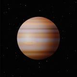 Jupiter Planet Fotografia Stock Libera da Diritti