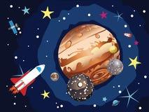 Jupiter Planet Stock Image