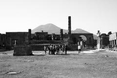 jupiter s tempel Royaltyfria Foton