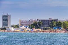Jupiter sea summer resort Royalty Free Stock Image